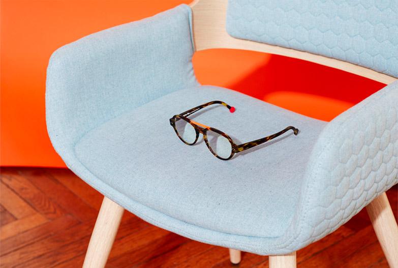 Le Workshop M : Les lunettes de Laurent Pons